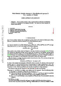 arxiv: v1 [math.nt] 21 Aug 2013