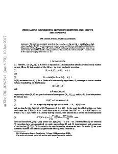 arxiv: v1 [math.pr] 10 Jan 2017