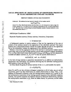arxiv: v1 [math.pr] 26 Nov 2013