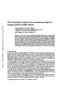 arxiv: v1 [physics.data-an] 8 Aug 2012