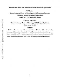 arxiv: v1 [physics.ed-ph] 10 Jan 2017