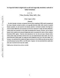arxiv: v1 [physics.flu-dyn] 12 Aug 2014