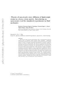 arxiv: v1 [physics.flu-dyn] 23 Oct 2013