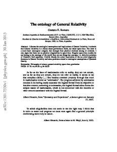 arxiv: v1 [physics.gen-ph] 30 Jan 2013