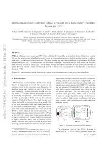 arxiv: v1 [physics.ins-det] 14 Jan 2017