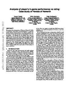 arxiv: v1 [physics.soc-ph] 22 May 2013