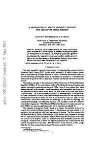 arxiv: v2 [math-ph] 21 May 2013