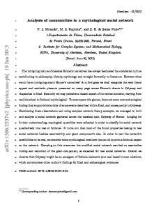 arxiv: v2 [physics.soc-ph] 19 Jun 2013