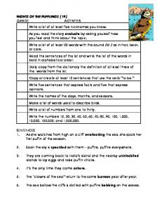 As you read the story evaluate by asking yourself how you feel and think about the topic