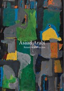 Asaad Arabi. Return to Abstraction
