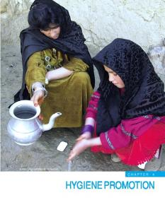 Asad Zaidi CHAPTER- 4 HYGIENE PROMOTION