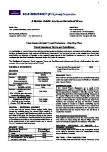ASIA INSURANCE (Philippines) Corporation