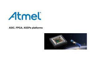 ASIC, FPGA, ASSPs platforms
