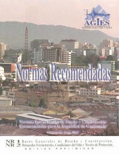 ASOCIACION GUATEMALTECA DE INGENIERIA ESTRUCTURAL Y SISMlCA