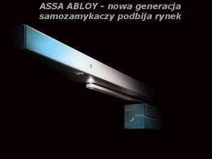 ASSA ABLOY - nowa generacja samozamykaczy podbija rynek