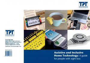 Assistive and Inclusive Home Technology: A guide