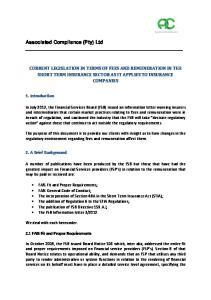 Associated Compliance (Pty) Ltd