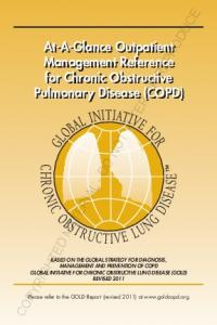 At-A-Glance Outpatient Management Reference for Chronic Obstructive Pulmonary Disease (COPD)