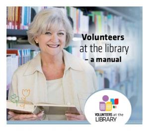 at the library a manual