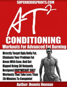 AT2 Bodyweight Conditioning Sprint Based