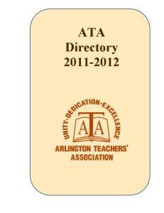 ATA Directory