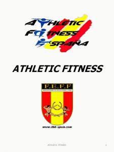 ATHLETIC FITNESS ATHLETIC FITNESS 1