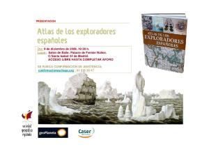 Atlas de los exploradores