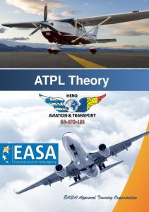 ATPL Theory. EASA Approved Training Organisation