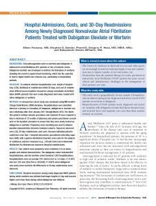 Atrial fibrillation (AF) poses a substantial health care