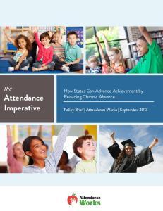 Attendance Imperative
