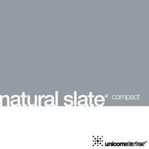 atural slate compact