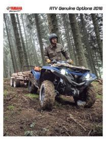 ATV Genuine Options 2016