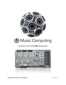 AU Synthesizer