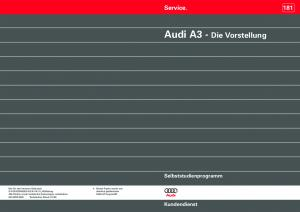 Audi A3 - Die Vorstellung