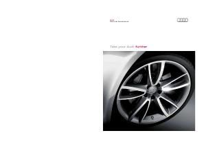 Audi Genuine Accessories. Take your Audi further