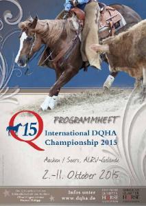 AUF DER Q15 INTERNATIONAL DQHA CHAMPIONSHIP 2015