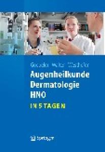 Augenheilkunde, Dermatologie, HNO