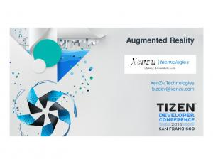 Augmented Reality. XenZu Technologies