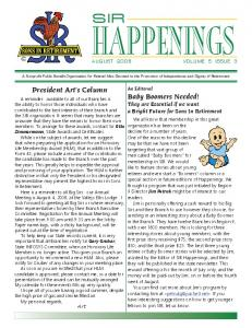 AUGUST 2008 VOLUME 5 ISSUE 3