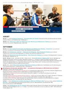 AUGUST SEPTEMBER STAATLICHE JUGENDMUSIKSCHULE HAMBURG AUGUST OKTOBER 2017 VERANSTALTUNGEN