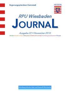 Ausgabe 22 November 2010