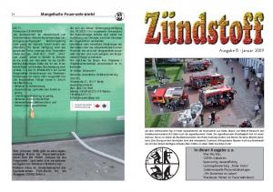 Ausgabe 8 - Januar 2009
