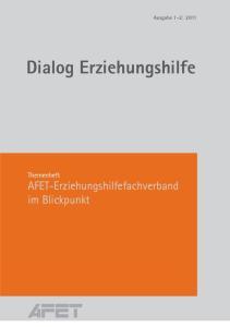 Ausgabe Dialog Erziehungshilfe