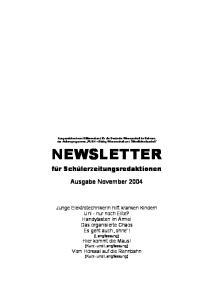 Ausgabe November 2004