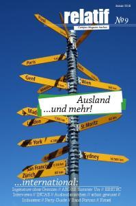 Ausland...und mehr! ...international: