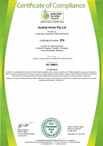 Austral Herbs Pty Ltd
