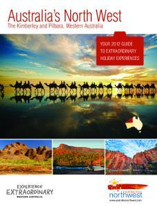Australia s North West