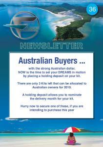 Australian Buyers