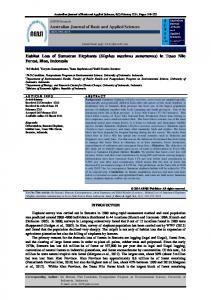 Australian Journal of Basic and Applied Sciences