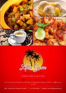Authentic Indian & Goan Cafe